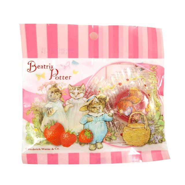 【波特小姐】草莓口味棒棒糖(40g)