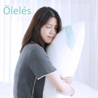【Oleles 歐萊絲】乳膠QQ枕