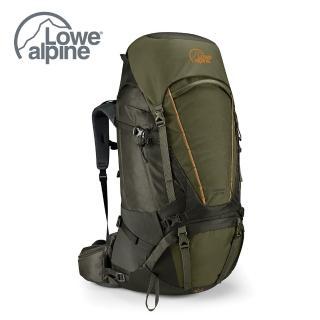 【Lowe Alpine】Diran 55:65 重裝背負 登山背包 苔癬綠 #FMQ04(重裝背負)