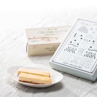 【信手工坊】雪乳酪(日本四葉乳酪特有香氣與層次)