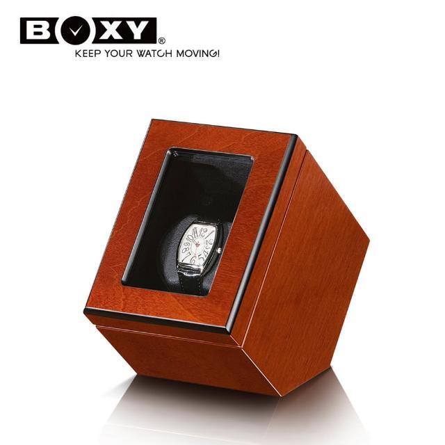 【BOXY 自動錶上鍊盒】DC系列 01(動力儲存盒 機械錶專用 WATCH WINDER)
