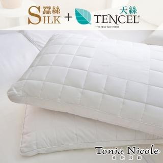 【Tonia Nicole 東妮寢飾】天蠶絲舒眠枕(1入)