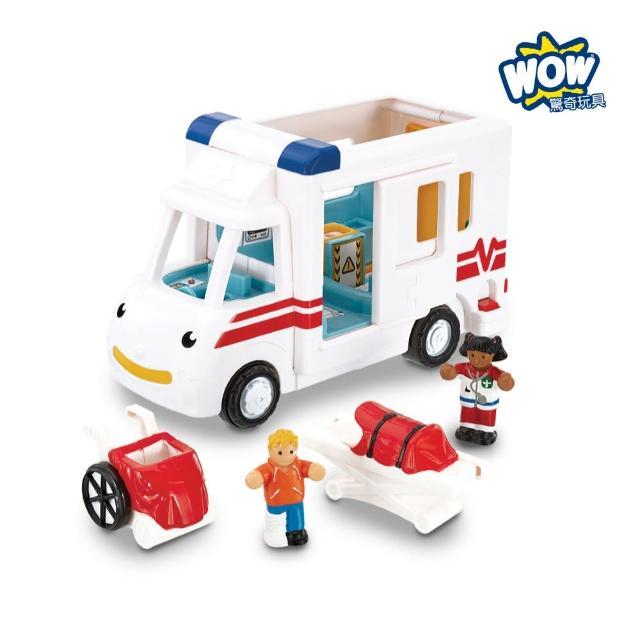 【Wow Toys】緊急救護車 羅賓