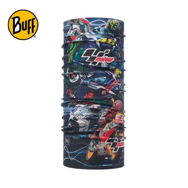 【BUFF】極速狂飆 MOTO GP授權經典頭巾(BF115425-707)