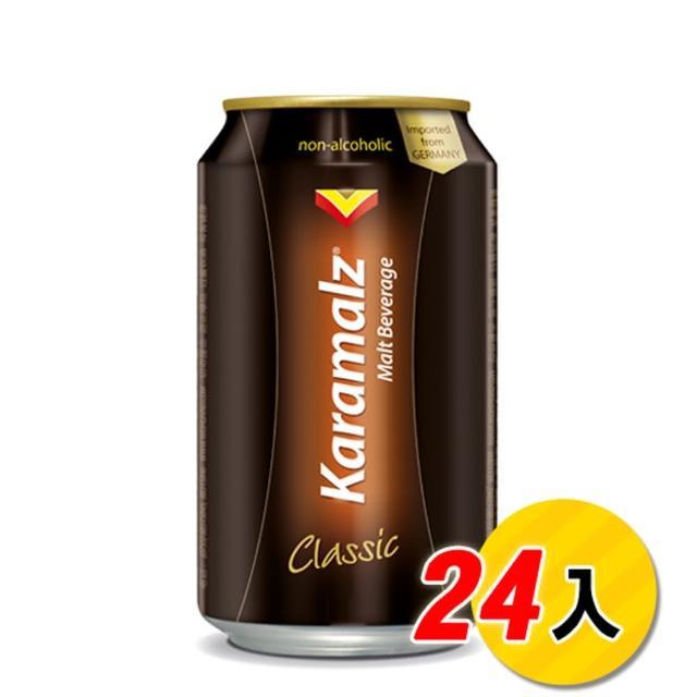 【Karamalz 卡麥隆】卡麥隆黑麥汁 原味(330ml*24入)