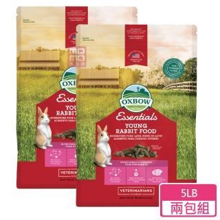 【OXBOW】活力幼兔配方飼料 - 5磅裝-2包入(OXBOW幼兔)