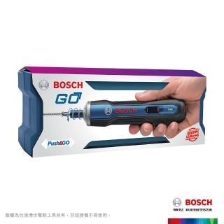 【BOSCH 博世】鋰電起子機(Bosch GO!)