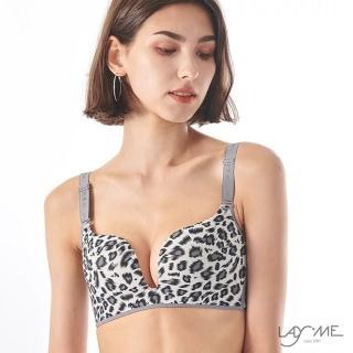 【LADY ME】動物派對系列無鋼圈內衣褲(成套)