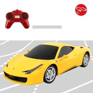 【瑪琍歐玩具】1:24 FERRARI 458 ITALIA遙控車(46600)