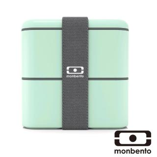【MONBENTO】原創方型便當盒-抹茶色(MB-120003055)