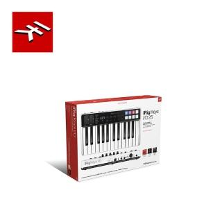 【IK Multimedia】iRig Keys I/O 25 多功能控制鍵盤 25鍵(原廠公司貨 商品保固有保障)
