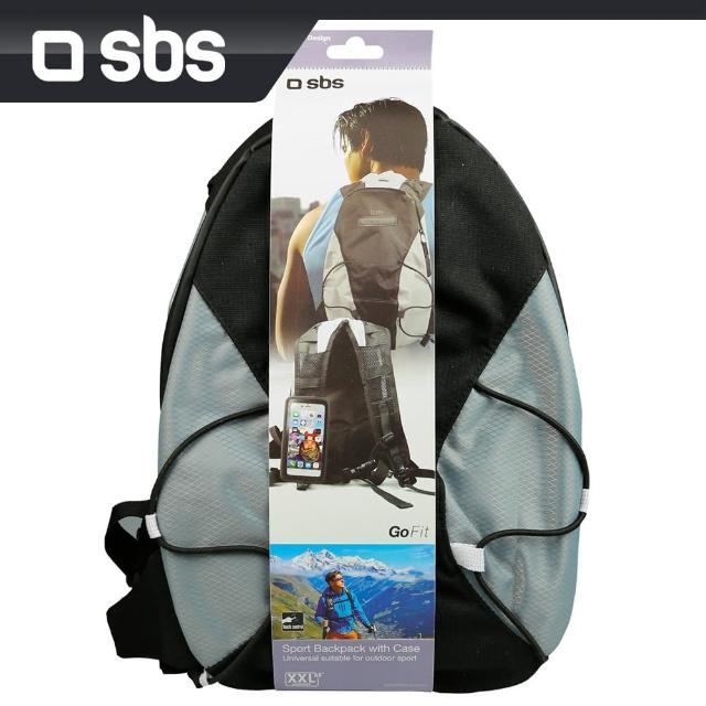 【sbs】Sport Backpack 運動型配備5.5吋手機觸控後背包