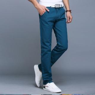 【NBL】L03378春夏季純棉小直筒褲(臀部大腿粗的請購買加大1碼)