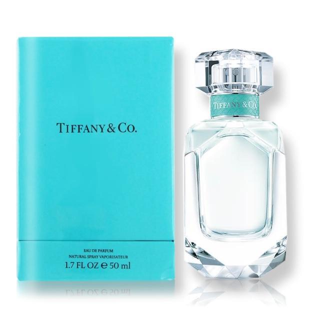 【Tiffany&Co. 蒂芙尼】同名淡香精(50ml)