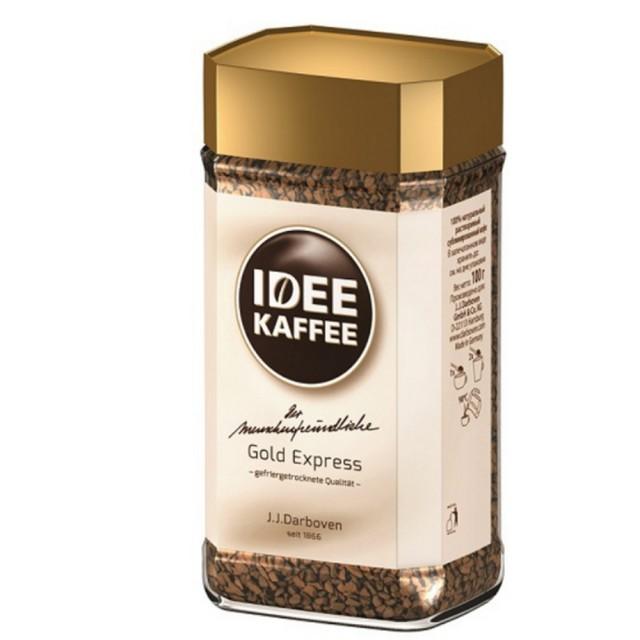 【德國IDEE】金牌即溶咖啡低刺激性(100g)