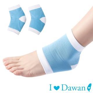 【IDAWAN 愛台灣】保護腳跟矽膠彈性襪套(2對入)