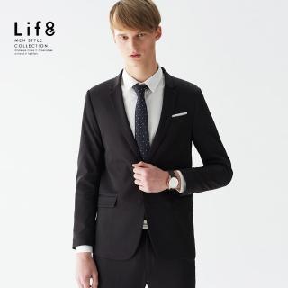 【Life8】Formal 五合一機能面感 易整極輕 西裝外套 標準版(11162)