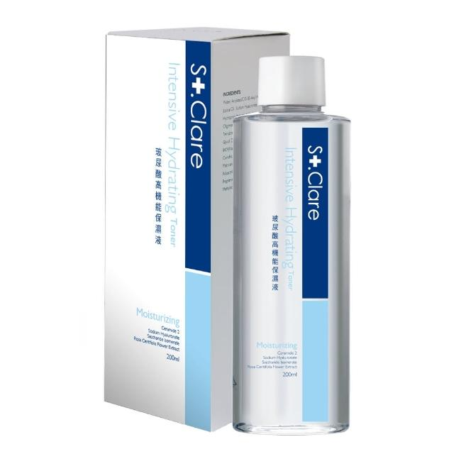 【St.Clare 聖克萊爾】Cera+玻尿酸高機能保濕液200ml