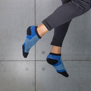 【aPure】除臭襪多功科技運動襪(寶藍)