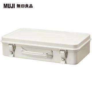 【MUJI 無印良品】鋼製工具箱/3