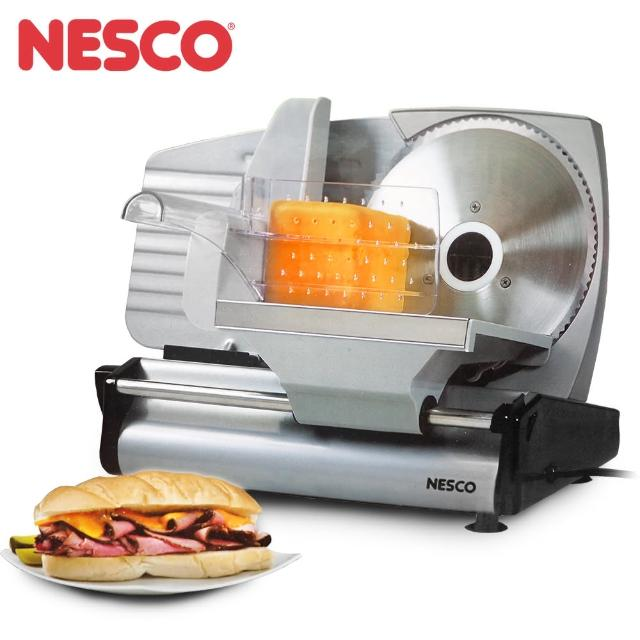 【Nesco】家用型 多功能 電動食材切片機(FS-200)