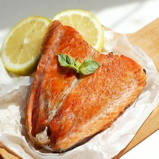 【海之醇】頂級鮭魚菲力-買5送5(200g/片)