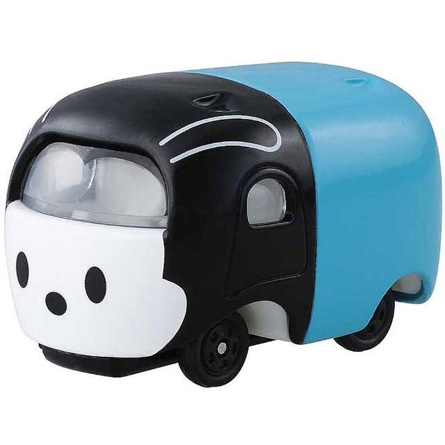 【Disney 迪士尼】TSUMTSUM幸運兔奧斯華(小汽車)