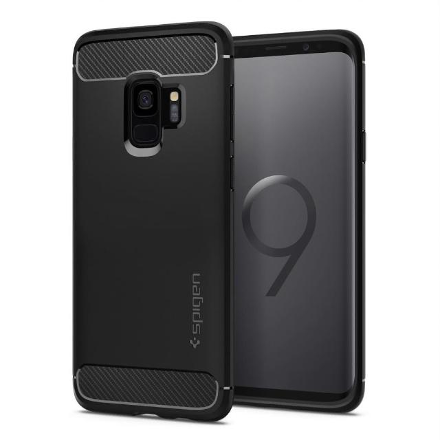 【Spigen】Spigen Galaxy S9 Case Rugged Armor彈性防震保護殼