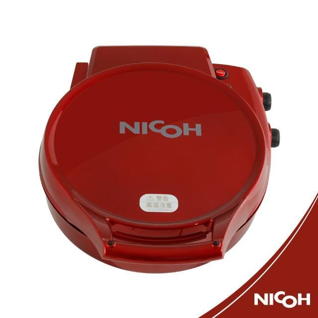 【日本NICOH】多功能萬用煎烤披薩機(PS-502)