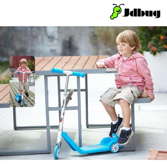 【Jdbug】兒童三輪滑板車TC11(滑步車、代步、兒童車)