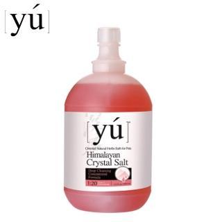 【YU 東方森草】喜馬拉雅山岩鹽濃縮深層清潔沐浴乳 4L