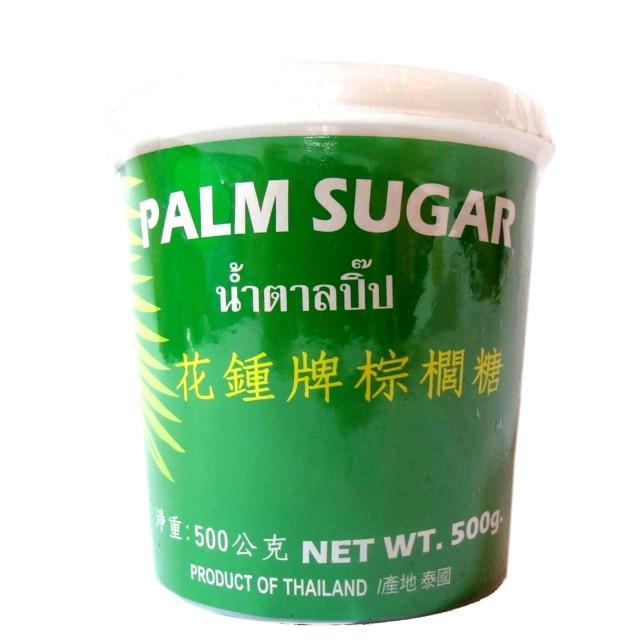 【蘋果市集】泰國棕櫚糖(500g/罐)