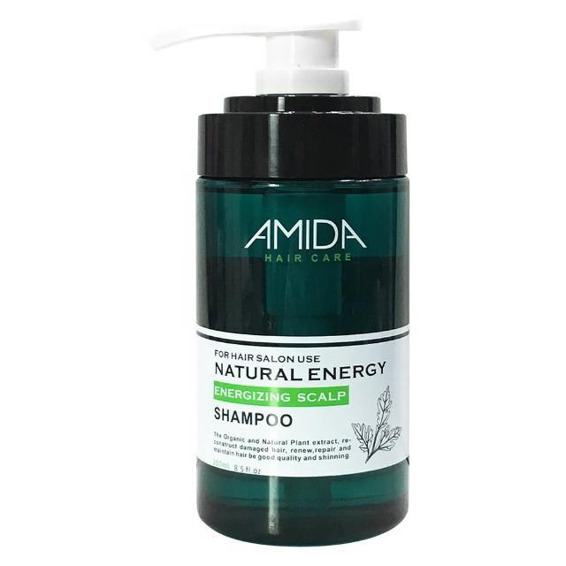 【Amida 蜜拉】專業頭皮護理洗髮精250ml(平衡去脂)