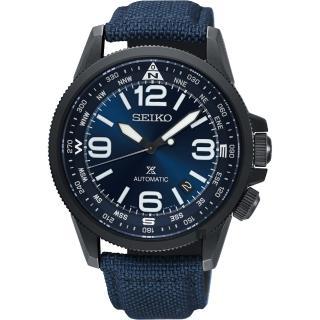 【SEIKO 精工】Prospex 空軍爭霸機械錶-藍/ 42mm(4R35-02N0B  SRPC31J1)