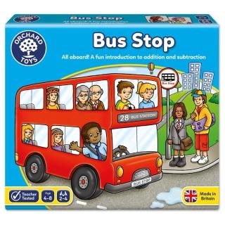【Orchard Toys】幼兒桌遊-歡樂公車GO(Bus Stop Board Game)