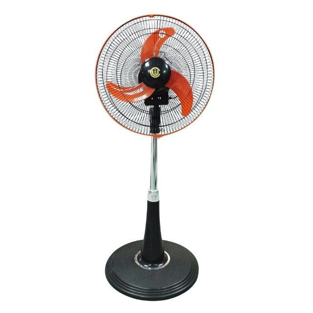 【中央興】16吋360度外旋轉超靜音涼風扇(UC-NS16)