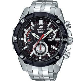 【CASIO 卡西歐】EDIFICE粗曠賽車運動錶(EFR-559DB-1A)