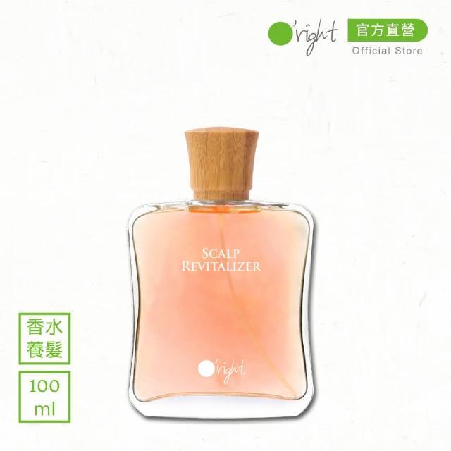 【O right 歐萊德】歐萊德男用養髮液100ml(適: 男性頭皮保養)