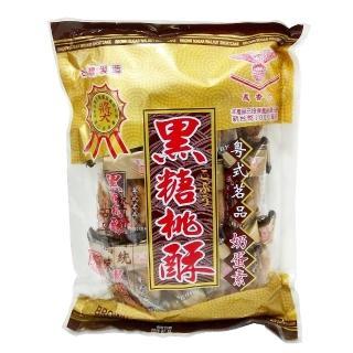 【義香珍】黑糖桃酥(360g-奶蛋素)