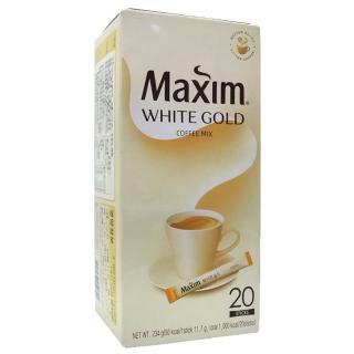 【Maxim】白金咖啡-20入(234g)