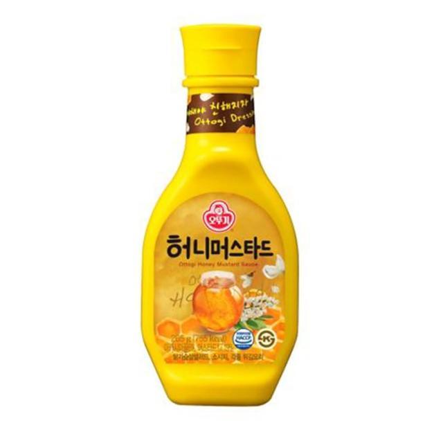 【不倒翁】蜂蜜芥末醬(48g)