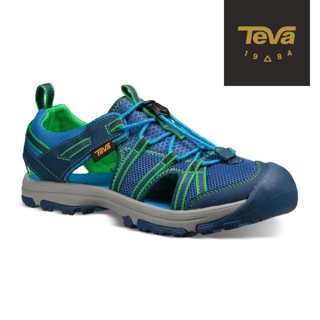 【TEVA】Manatee 多功能護趾運動涼鞋(海軍藍-TV1019403CNAVY/TV1019403YNAVY)