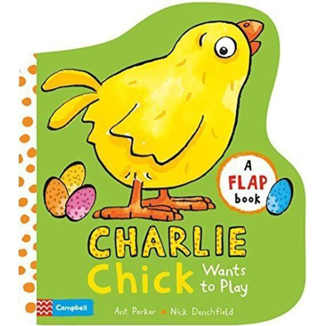 【Song Baby】Charlie Chick Wants To Play 查理小雞玩耍(翻翻操作硬頁書)