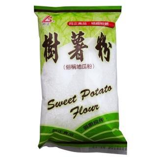 【同正】樹薯粉340g俗稱地瓜粉(X)
