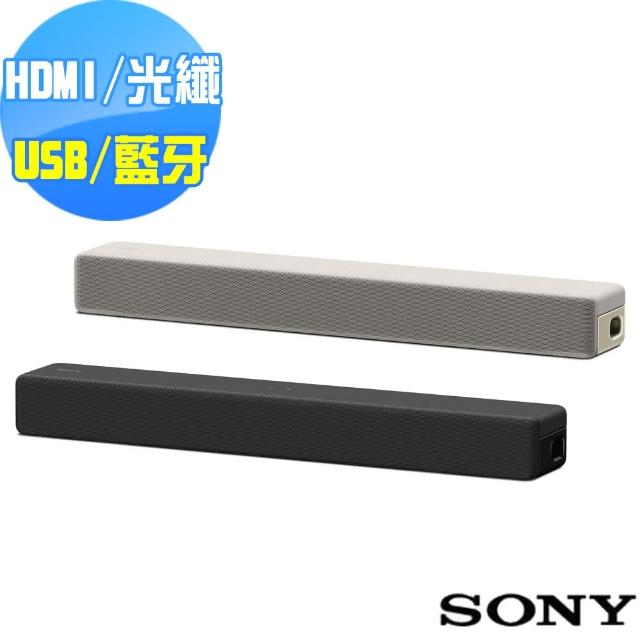 【SONY 索尼】SOUND BAR 單件式環繞音響 HT-S200F