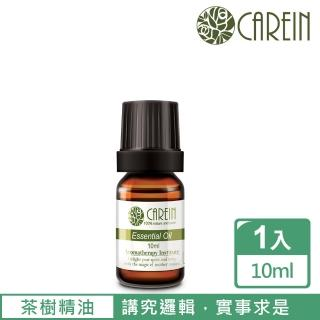 【CAREIN香草精油學苑】茶樹純精油 Melaleuca alternifolia 10ml(單方純精油系列)