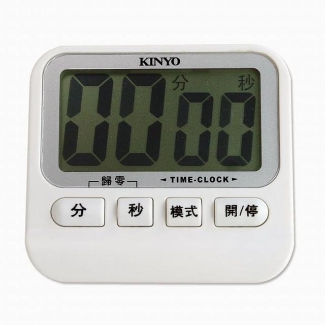 【KINYO】計時器(TC-16)