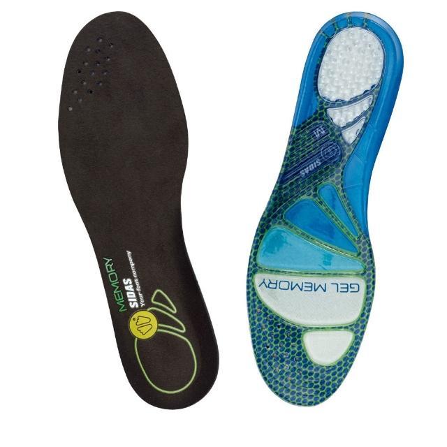 【SIDAS】凝膠緩震記憶鞋墊