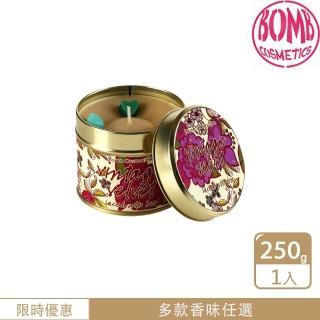 【Bomb Cosmetics】Vintage Velvet Candle 復古天鵝絨蠟燭(香氛蠟燭)