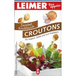 ~Leimer~樂美洋蔥大蒜風味麵包丁 100g ~ 新鮮白麵包烘烤而成